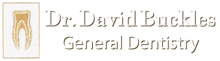 Dr. David Buckles General Dentistry